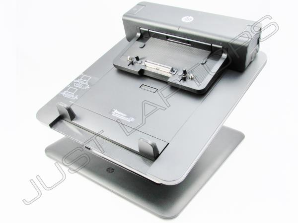 hp docking station cable lock instructions