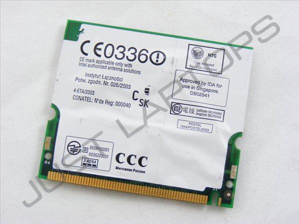 Dell latitude d600 wifi