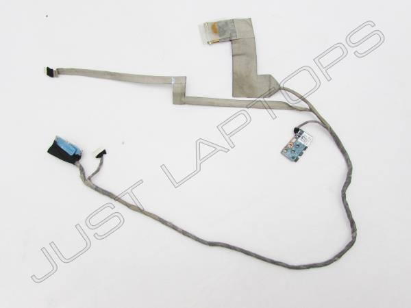 "Dell Latitude E6420 14/"" LCD LED Laptop Video Screen Display Cable F1P03 0F1P03"