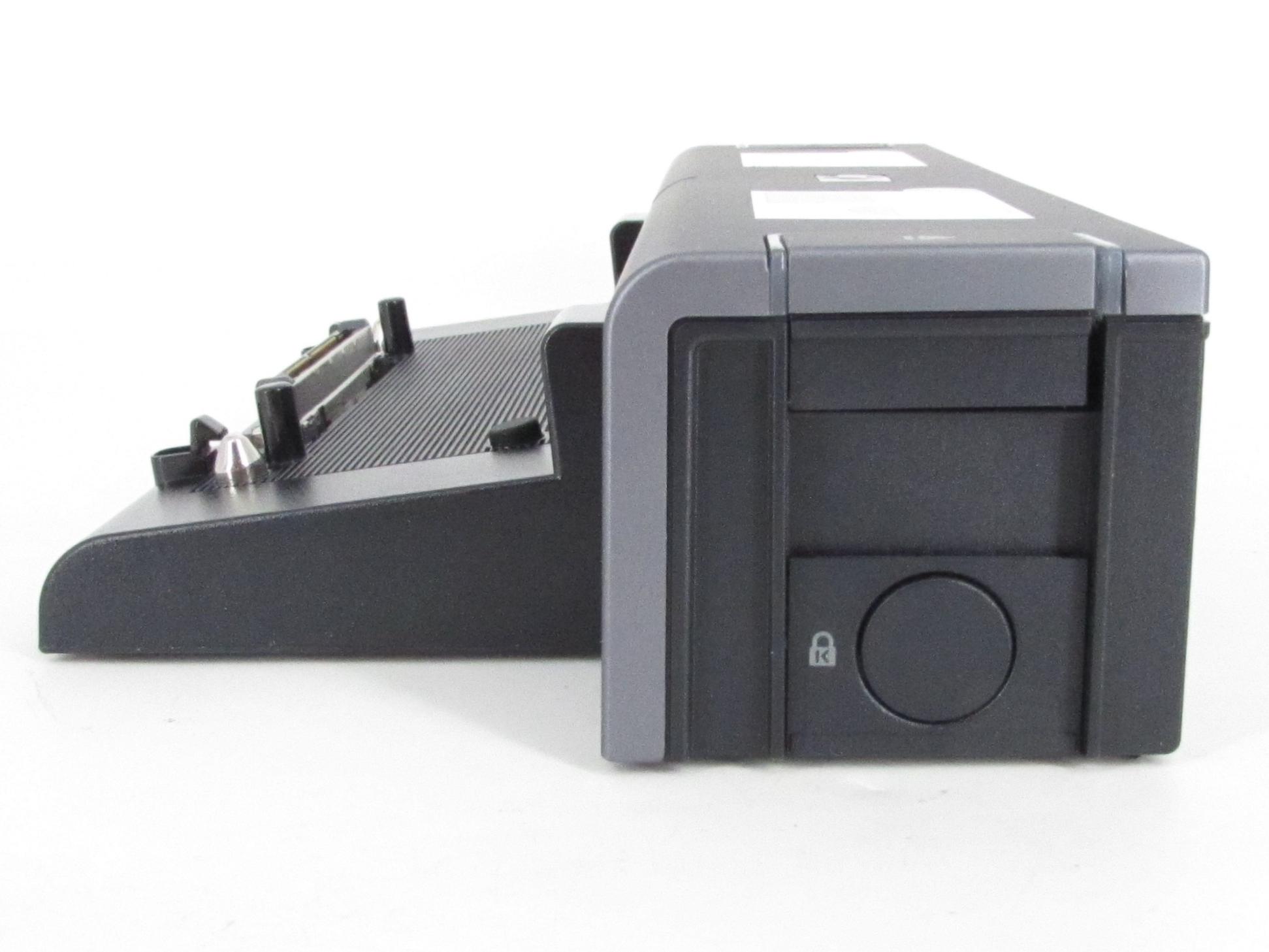 HP Compaq 6720t 6910p 8710p Advanced Docking Station Port Replicator PA287A
