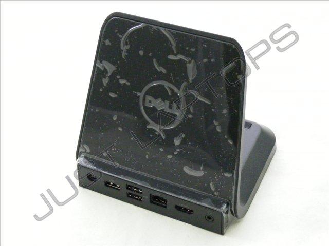New Dell Latitude ST-LST01 Tablet Dock Docking Station Port Replicator Inc PSU