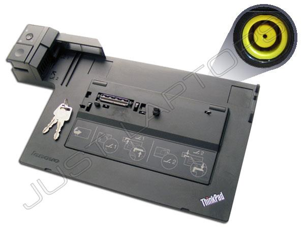Lenovo ThinkPad Mini Dock Plus Series 3 Type 4337 Inc KEY P//N 45N5887