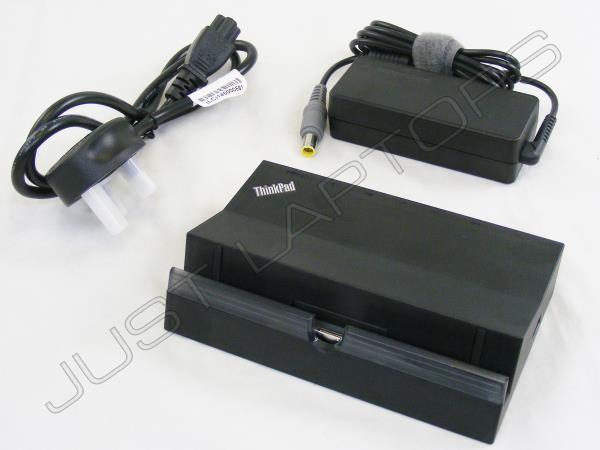 Details about IBM Lenovo ThinkPad Tablet 2 Docking Station Port Replicator  + Adapter 0C14528