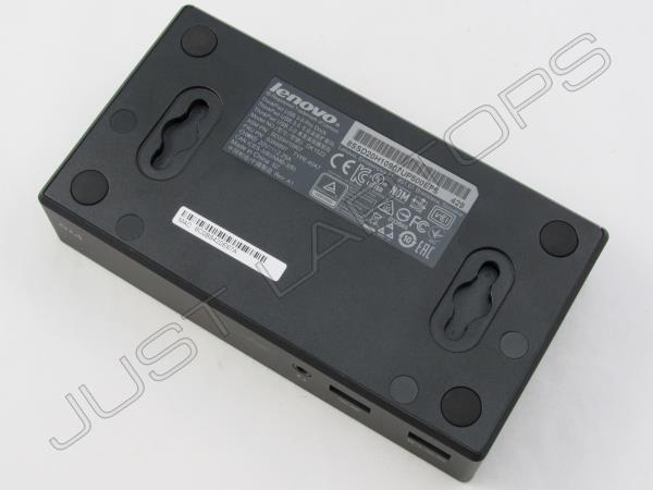 Lenovo ThinkPad USB 3.0 Pro Dock Port Replicator 03X6897 40A7004-5UK w// PSU