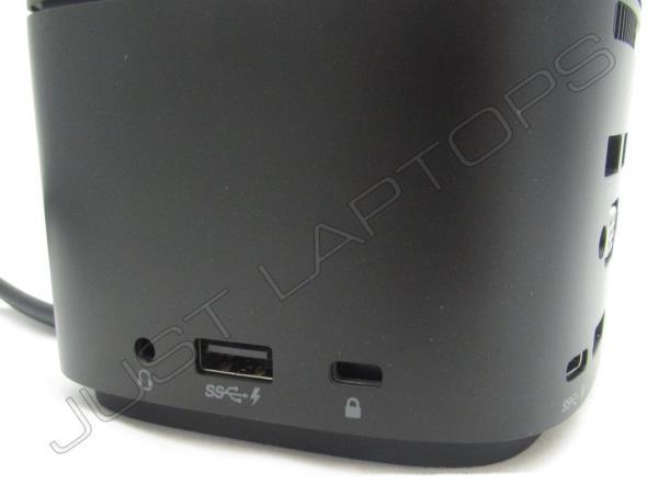 Details about New Retail HP HSN-IX01 Thunderbolt Dock 230W G2 3TR87AA#ABB  25667-001 EU PLUG
