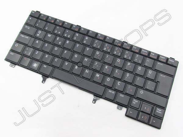 PD7Y0 Genuine OEM Dell Latitude E6220 E6230 E6320 E6420 Laptop Keyboard FWVVF