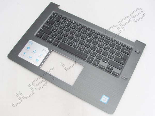 Genuine Dell Inspiron 17 3721 US English QWERTY Keyboard Windows 8 01XVY2 LW