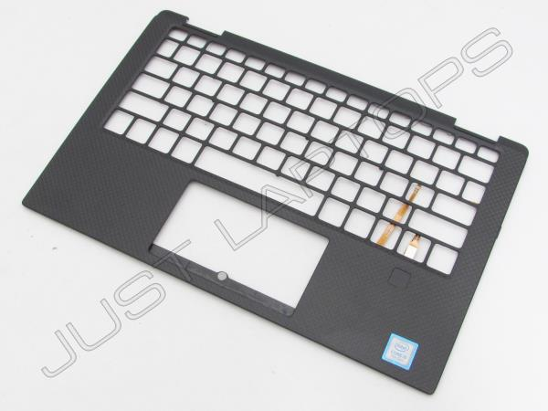 New Dell XPS 15 9560 Palmrest Frame for Greek Keyboard w// Mouse Touchpad